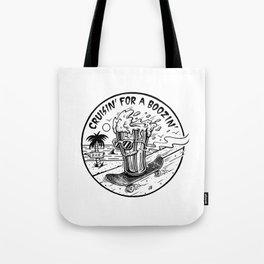 Cruisin' for a Boozin' Tote Bag