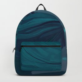 Blue is the warmest colour Backpack