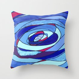 Slumber Party Throw Pillow