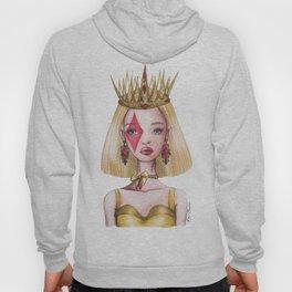 Queen of Diamonds Hoody