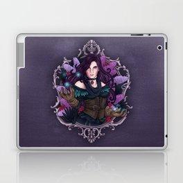 Lilacs and Gooseberries Laptop & iPad Skin