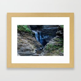 Watkins Glen ii Framed Art Print