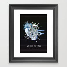 Change Framed Art Print