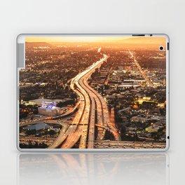 junction in los angeles Laptop & iPad Skin