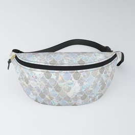 Holographic Mermaid Fanny Pack