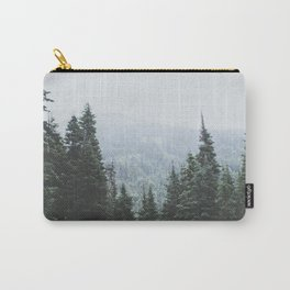 Forest Window Carry-All Pouch