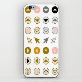 Symbology 3 iPhone Skin