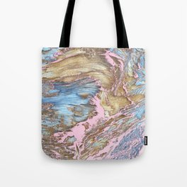 Woody Pink Tote Bag