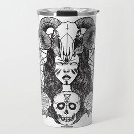 Satanic Princess Travel Mug