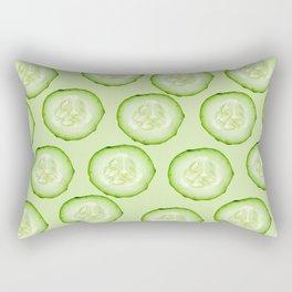 Cucumber Rectangular Pillow