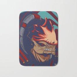 Urdnot Wrex - Mass Effect Bath Mat