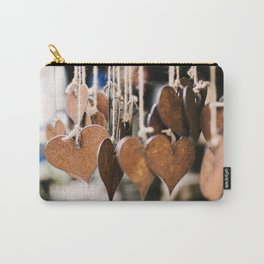 Hearts on strings Carry-All Pouch