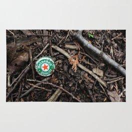 Heineken Rug