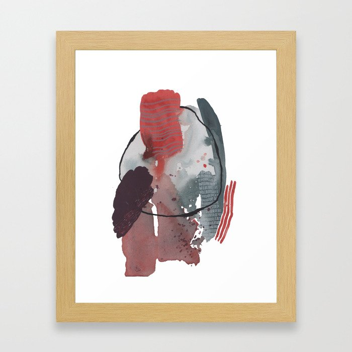 Rewind Framed Art Print