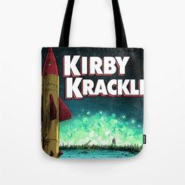 Krackle Boy Tote Bag