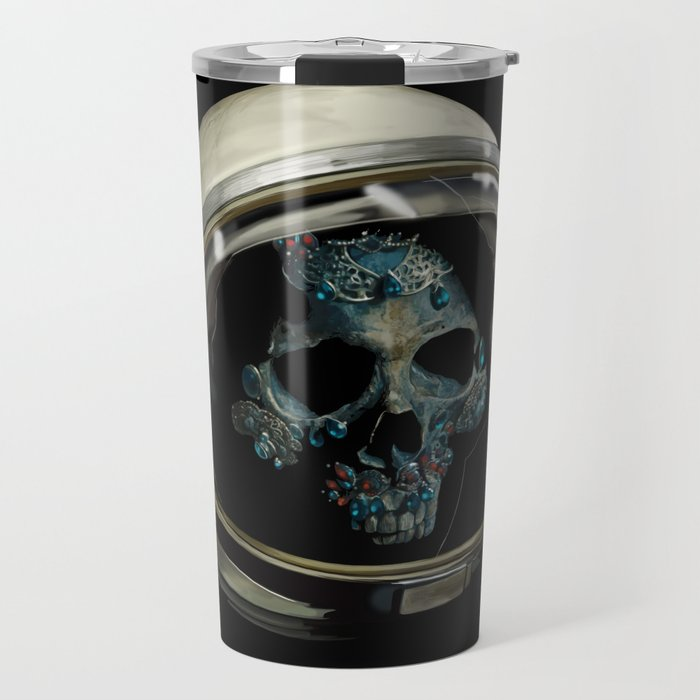 Holy Starman Skull II Travel Mug