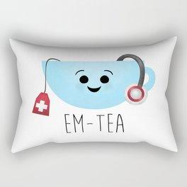 EM-Tea Rectangular Pillow