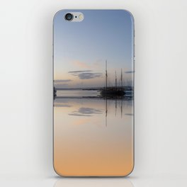 Brixham reflected iPhone Skin
