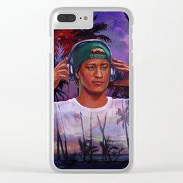 Kygo Clear iPhone Case