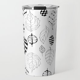 Leaf Me Alone! Travel Mug