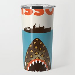 Zissou The Life Aquatic Travel Mug