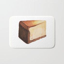 Cheesecake Slice Bath Mat