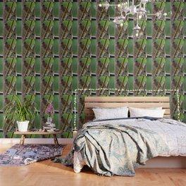 Nutmeg Mannikin Wallpaper