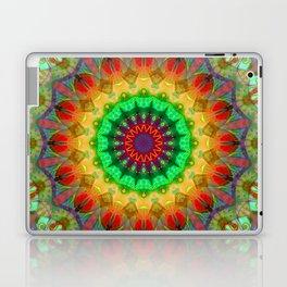 Healing Mandala 02 Laptop & iPad Skin