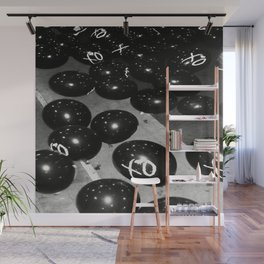 The Weeknd XO's logo Wall Mural