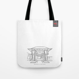 Ani Villas Sri Lanka Tote Bag
