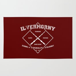 Ilvermorny School of Witchcraft & Wizardry Rug