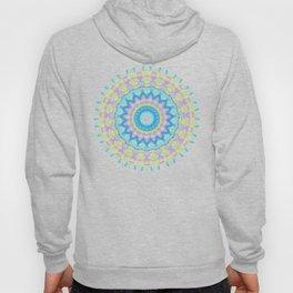 Pastel Power Mandala Hoody