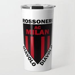 Slogan Milan Travel Mug