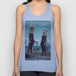 My Dear Buccaneer Unisex Tank Top