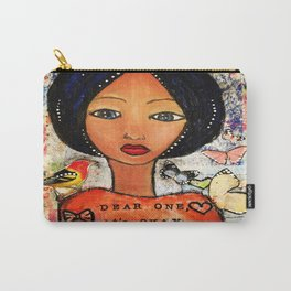 Be Bold Angel Carry-All Pouch