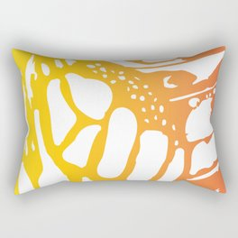 Cannery Row Butterfly Rectangular Pillow