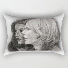 MULHOLLAND DRIVE - BETTY AND RITA Rectangular Pillow