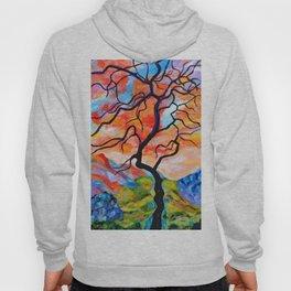 Japanese Maple Tree Hoody