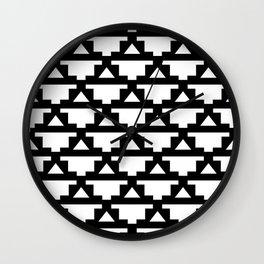 Pre-Columbian I Wall Clock