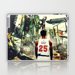 Derrick Rose: Welcome to the jungle Laptop & iPad Skin