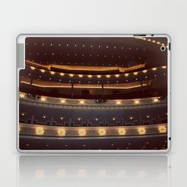 Chicago Orchestra Hall Color Photo Laptop & iPad Skin