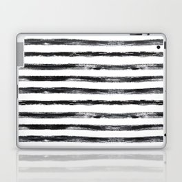 Grungy stripes Laptop & iPad Skin