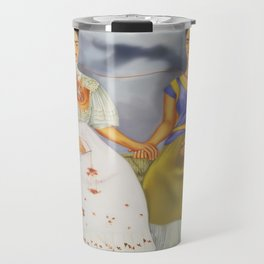 The Two Fridas Travel Mug