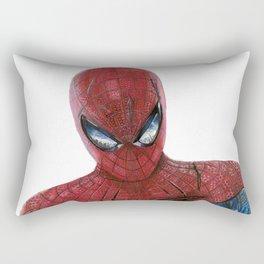 The friendly neighborhood Spidey Rectangular Pillow