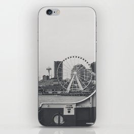 Seattle Waterfront iPhone Skin