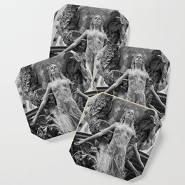Downtown Statues Coaster