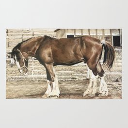Draught Horse Rug