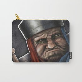 The old soldier Carry-All Pouch