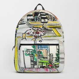 Day in Seoul Backpack
