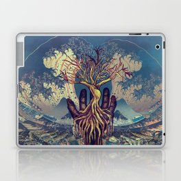 Roadway to Spirituality Laptop & iPad Skin
